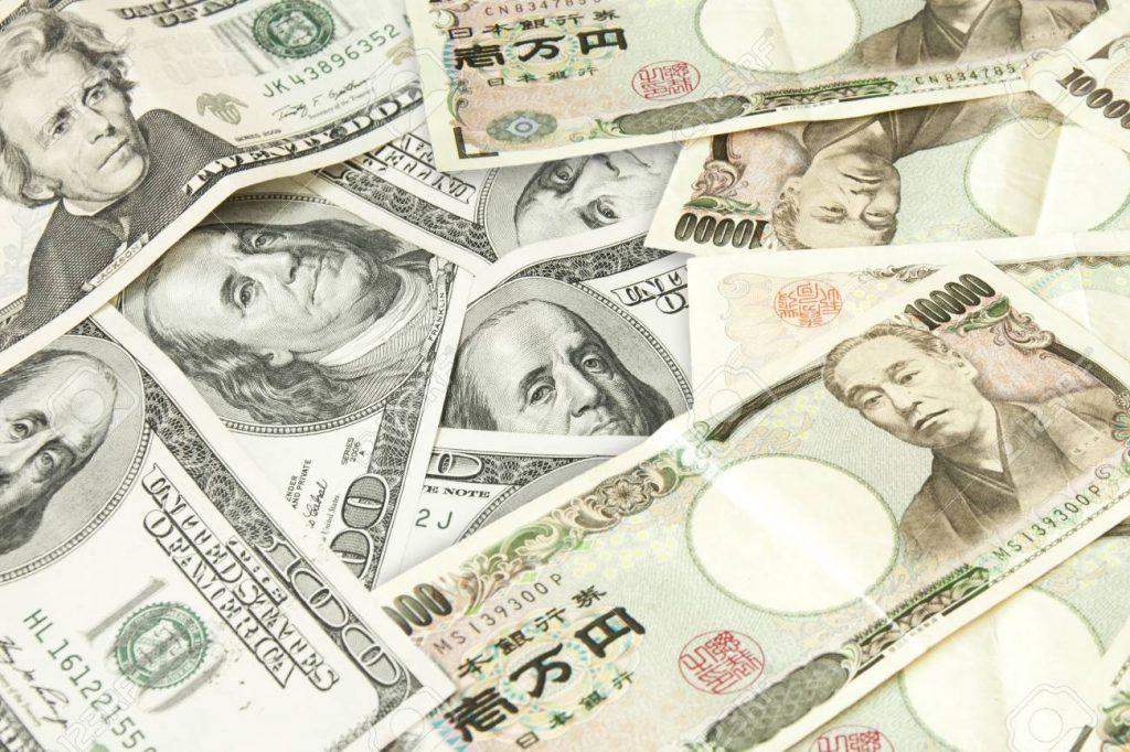 dolar dan Yen