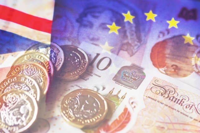 Brexit dan Pounds Sterling