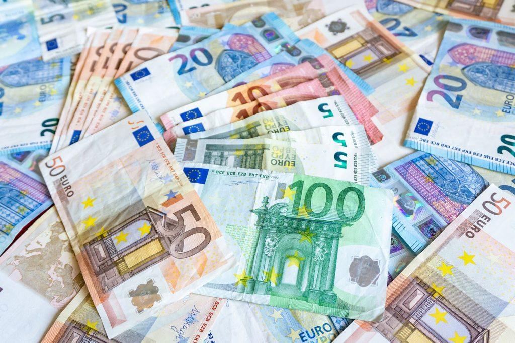 euro uang