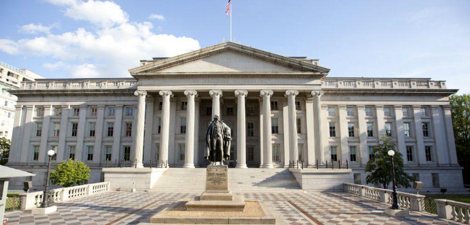treasury AS