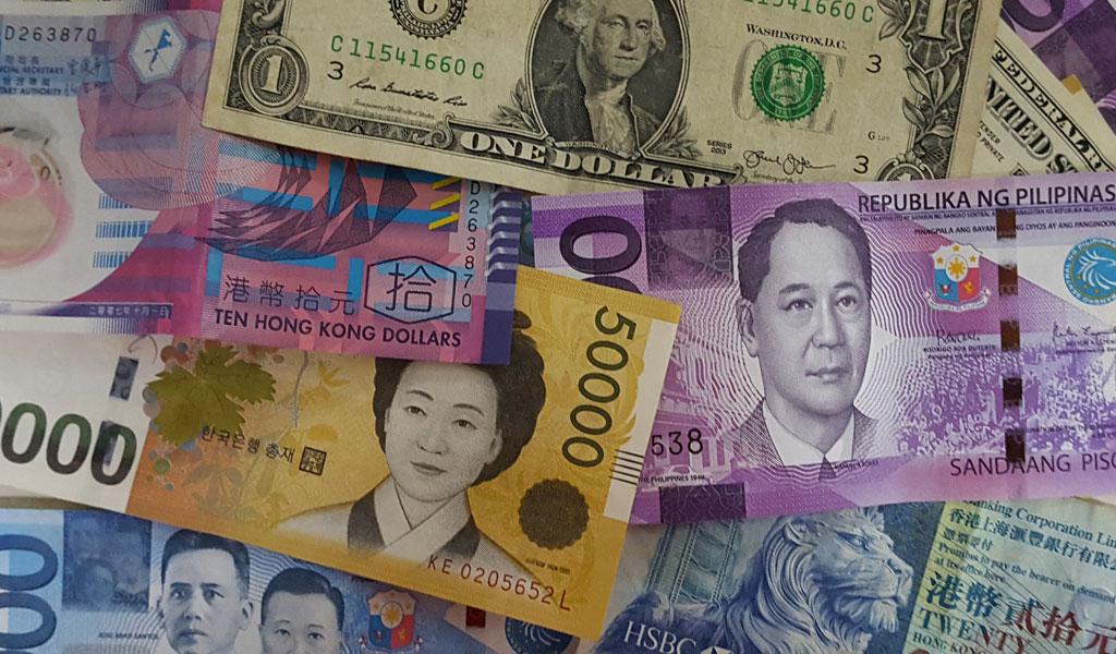 Mata Uang Asia