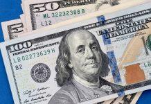 dolar AS USD