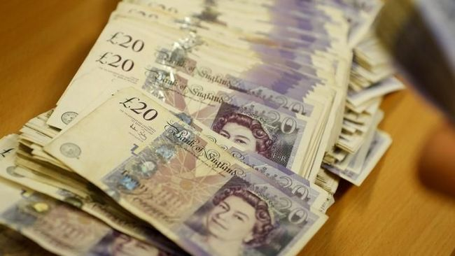 Pounds Sterling GBP