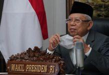 Wapres Ma'ruf Amin properti subsidi