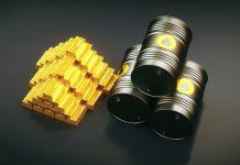Emas minyak energi logam mulia komoditas