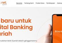bank net syariah