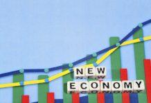 new economy saham